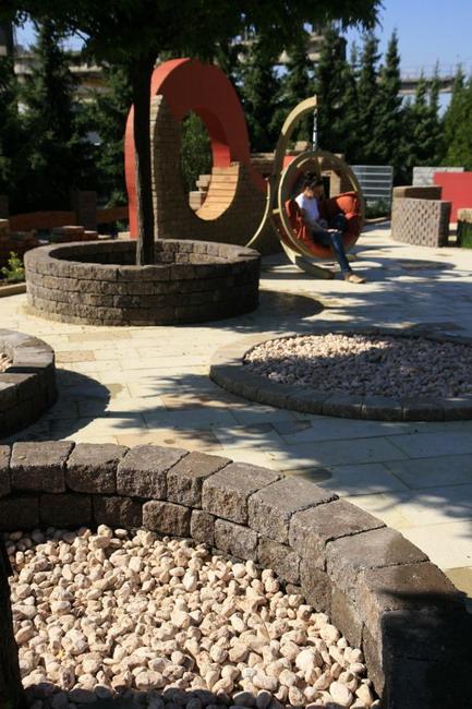 Meble Ogrodowe Z Betonu Architektonicznego : Dekoracyjne elementy z betonu architektonicznego